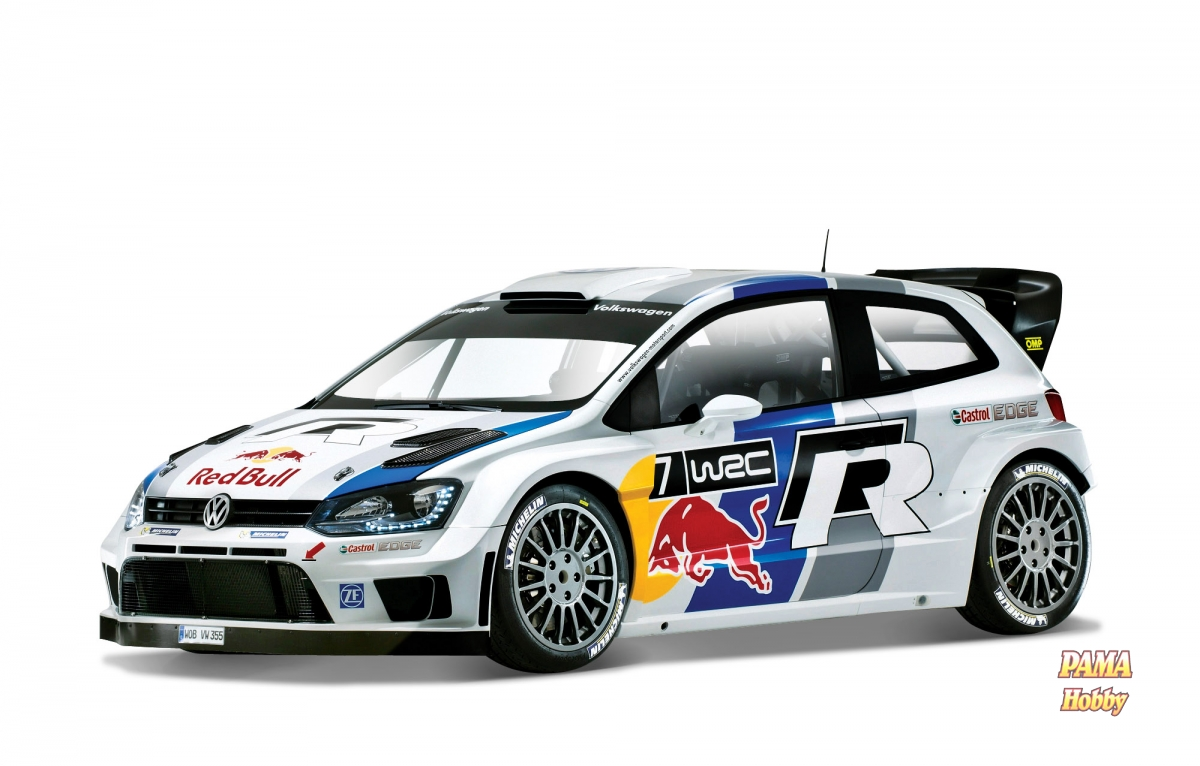 VW Red Bull Polo WRC